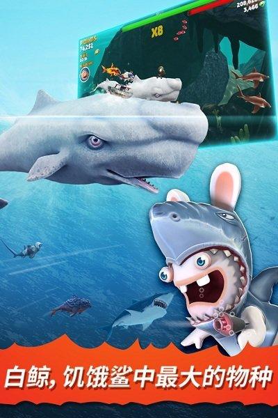 饥饿的鲨鱼进化官方版 v6.8.0.0 安卓版 图1