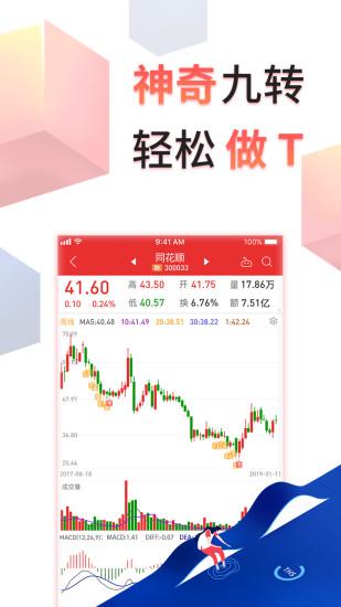同花顺炒股票最新版 v9.87.03 安卓版 图1