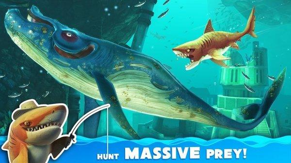 饥饿鲨世界游戏 v8.1.2 安卓版 图2