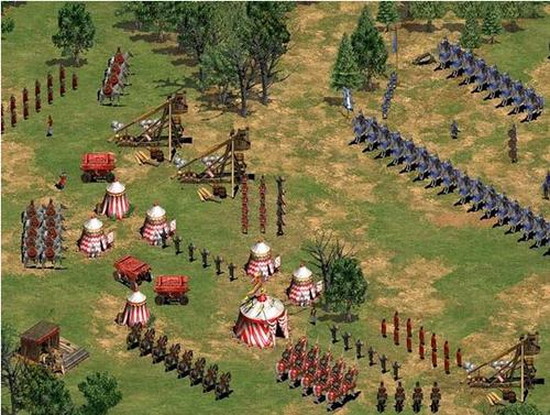 帝国时代2征服者中文版