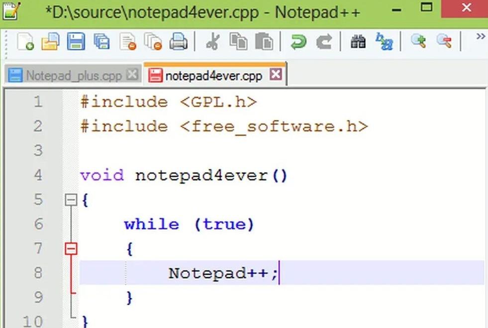 notepad++��X版 v7.8.1 pc版 �D0