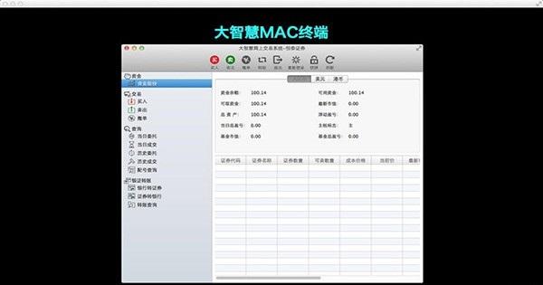 大智慧mac版 v2.0.6 官方版 图0