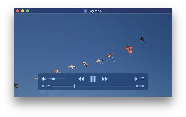 iina播放器mac版 v1.0.4 ��X版 �D1