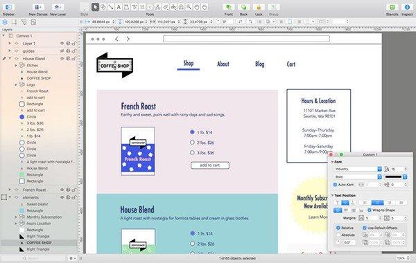 omnigraffle pro mac版