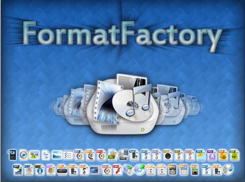 格式工厂苹果电脑版