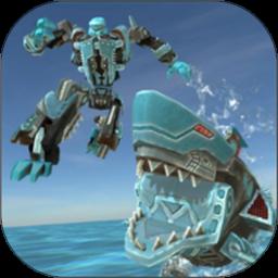 机器人鲨鱼中文版