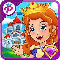 我的小公主城堡游��