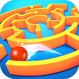 旋转迷宫3d手游