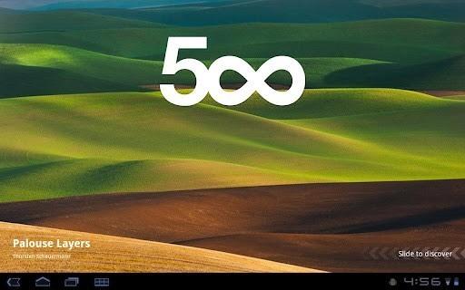 500px手�C版