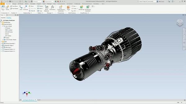 autodesk inventor2020破解版 电脑版 图1