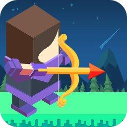 弓箭手英雄破解版无限钻石