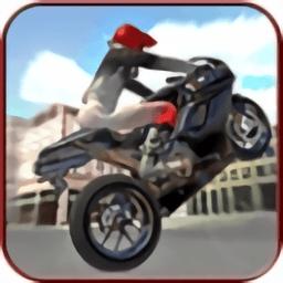 城市摩托车驾驶无限金币版
