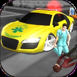 疯狂的救护车司机3d手游