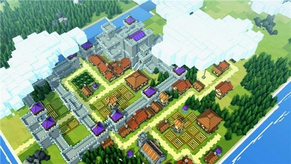 王国与城堡中文版 v116r3s 电脑版 图0