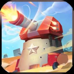 炮塔防御游戏