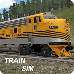 3d火车模拟器手游