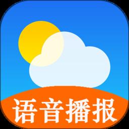七彩天气预报app