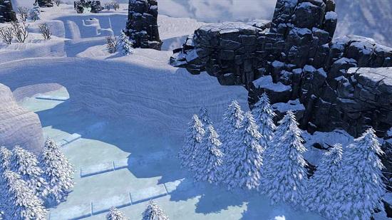 奇幻滑雪手机游戏 v1.1 安卓版 图2