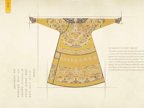 清代皇帝服饰app v1.2 ios版 图1