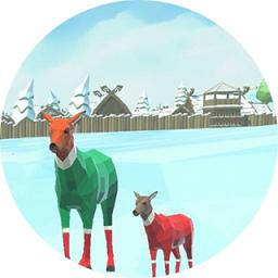 鹿模拟器中文版