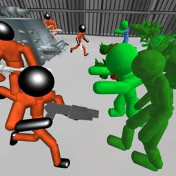 火柴人战争模拟器无限金币版