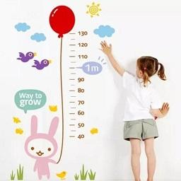 儿童身高体重标准表2020