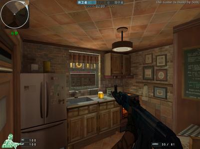 反恐精英cs1.5巨人厨房地图 免费版 图0