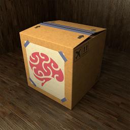 盒子内物品游戏