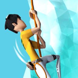 绳索攀登游戏