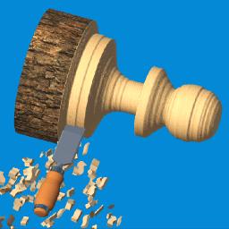 欢乐削木头游戏