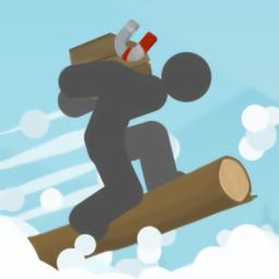 火柴人滑雪冒险精简版