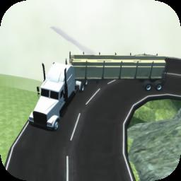 极限山路卡车驾驶手游版