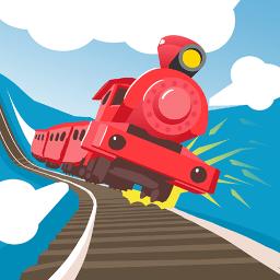 火车冲鸭游戏