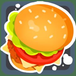 汉堡烹饪游戏