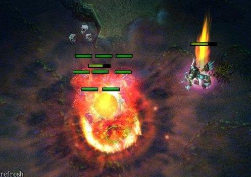 魔兽争霸3涅��重生中文版 正式版 图0