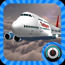 夏威夷波音模拟飞行游戏