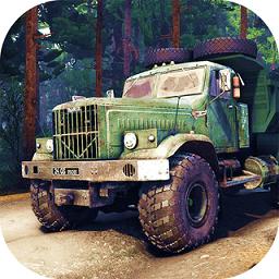 山地货车模拟驾驶游戏
