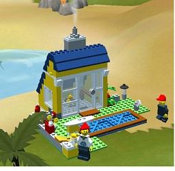 乐高我的岛屿创造游戏