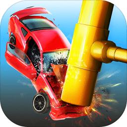 功夫赛车游戏(smash cars)