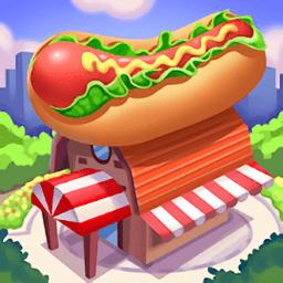 美食街物语游戏